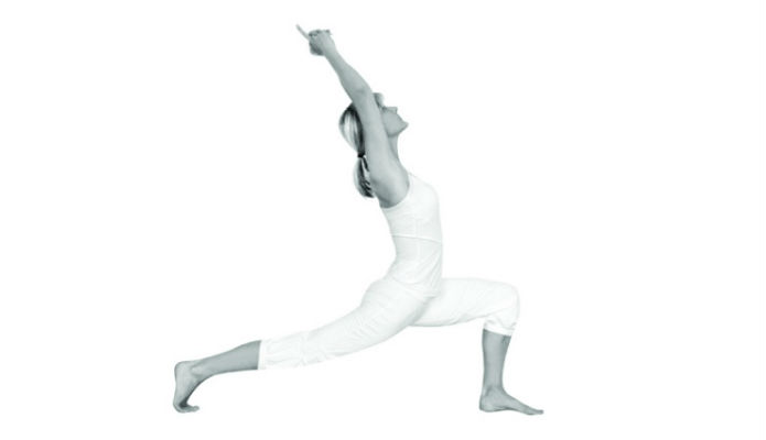 Vivvienne Freeman yoga teacher